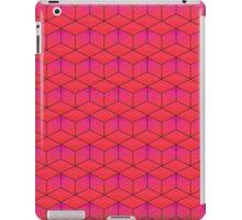 Cube pattern iPad Case/Skin