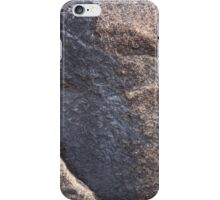 Rock Face, Flinders Rangers iPhone Case/Skin