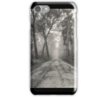 ~ a foggy beginning ~ iPhone Case/Skin