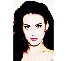 Katy Perry Photographic Print