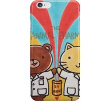 The Animal Pharm iPhone Case/Skin