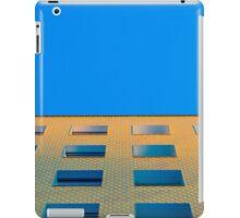 Modern building iPad Case/Skin