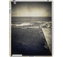 the seaside ~ a nostalgic study II iPad Case/Skin