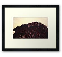 Love like chocolate 2  Framed Print