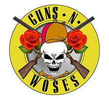 Guns-N-Woses Photographic Print