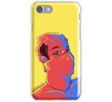 primary color madness iPhone Case/Skin