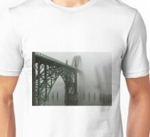 The Bridges Of Oregon's Coast - Yaquina Bay Bridge - 1 © Unisex T-Shirt