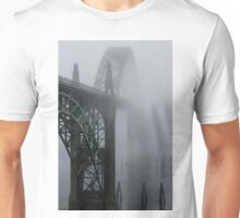 The Bridges Of Oregon's Coast - Yaquina Bay Bridge - 2 © Unisex T-Shirt