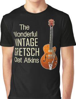 Wonderful Vintage Gretsch Graphic T-Shirt