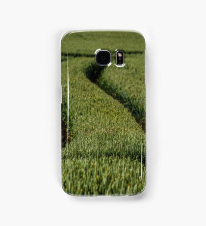 Curves Samsung Galaxy Case/Skin