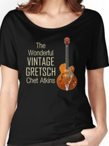 Wonderful Vintage Gretsch Women's Relaxed Fit T-Shirt