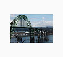 The Bridges Of Oregon's Coast - The Alsea Bay Bridge ©  Unisex T-Shirt