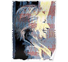 MADAME PRESIDENT by ROOTCAT Poster