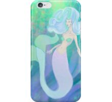 Cotton Candy Mermaid iPhone Case/Skin