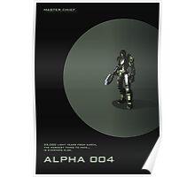 ALPHA 004 Poster