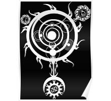 The White Spell Magic Poster