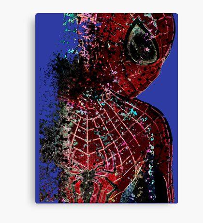 Vanished Spider Canvas Print
