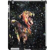 the lion sleeps no more iPad Case/Skin