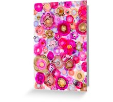 Oh so bubbly Greeting Card