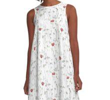 Summer meadow  A-Line Dress