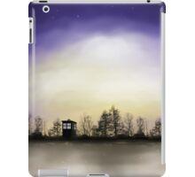 Doctor Who Across The Lake iPad Case/Skin
