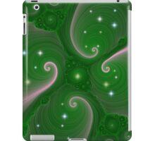 Starry Green iPad Case/Skin