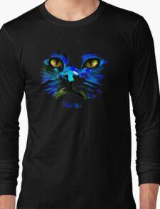 Cat's Face - version III Long Sleeve T-Shirt