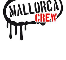 Mallorca stamp Party Crew by Style-O-Mat