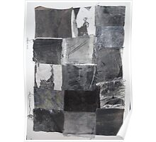 Print on fabric, Decay and the Earth Poster