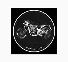 Royal Enfield Bullet 500 black art for men cave Unisex T-Shirt