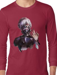 Ken Kaneki Long Sleeve T-Shirt
