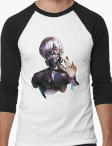 Ken Kaneki Men's Baseball ¾ T-Shirt