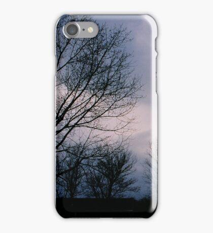 Spooky Skies iPhone Case/Skin