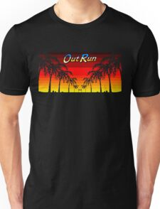 OUT RUN - LAST WAVE Unisex T-Shirt