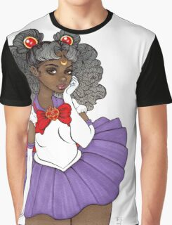 Sailor Scout Graphic T-Shirt
