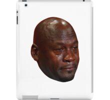 Crying Jordan iPad Case/Skin