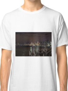 Dockland with Etihad Stadium in the background Classic T-Shirt