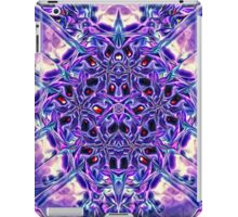 Just a touch of blue.  iPad Case/Skin