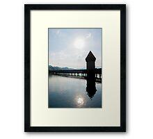 Lucerne - Switzerland Framed Print