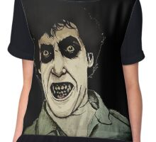 An American Werewolf in London Chiffon Top