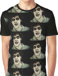 An American Werewolf in London Graphic T-Shirt