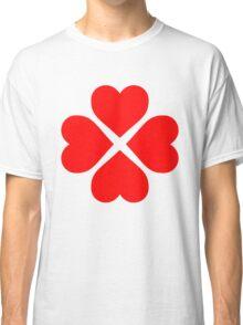 Heart Flower Classic T-Shirt