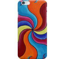 Mandala No. 4: Joy iPhone Case/Skin