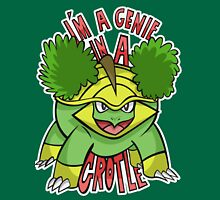 PokéPun - 'Genie In a Grotle' Unisex T-Shirt