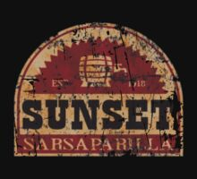 Sunset Sarsaparilla by yebouk