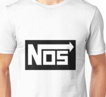 Nos Logo (Nitrous Oxide Systems) Unisex T-Shirt