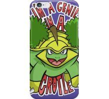 PokéPun - 'Genie In a Grotle' iPhone Case/Skin
