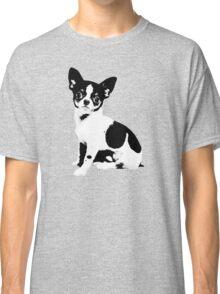Hyper the Chihuahua B/W version Classic T-Shirt