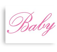 Baby Spice Canvas Print