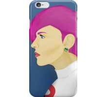 Painting Series - Jessie  iPhone Case/Skin